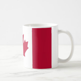 Canada Flag Maple Leaf design Coffee Mug