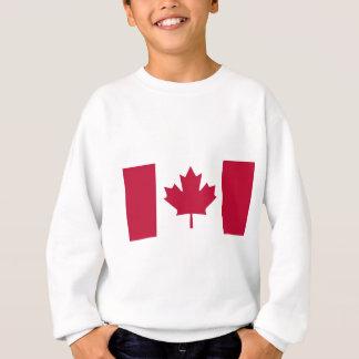 Canada Flag Maple Leaf design Sweatshirt