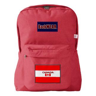Canada Flag Modern Designer backpacks Buy Online