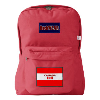 Canada Flag Modern Designer backpacks Buy Online Backpack