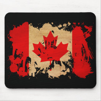 Canada Flag Mouse Mat