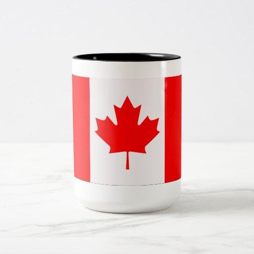 Canada Flag Coffee Mug