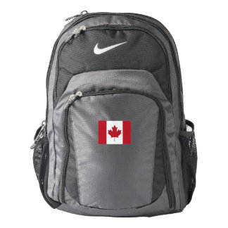 Canada Flag Nike Backpack
