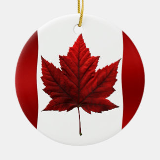 Canada Flag Ornament Souvenirs & Canada Gifts