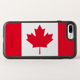 Canada Flag OtterBox Symmetry iPhone 7 Plus Case