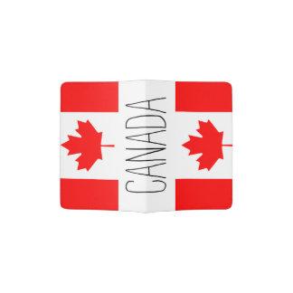 Canada flag passport holder | Canadian pride