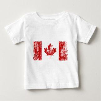 Canada Flag Pride Baby T-Shirt