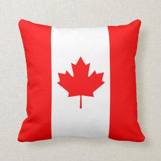 Canada flag quality cushion