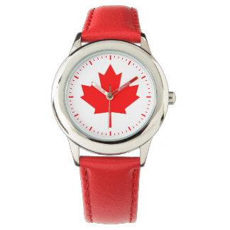 Canada flag quality watch
