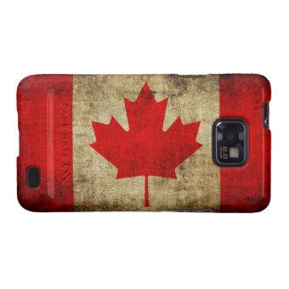 Canada Flag Samsung Galaxy S2 Cover