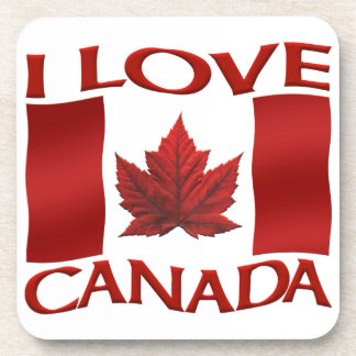 Canada Flag Souvenir Coaster Cusrom Canada Gifts