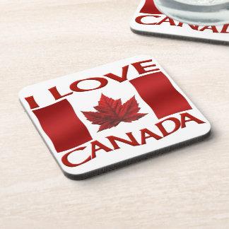 Canada Flag Souvenir Coaster Custom Canada Gifts