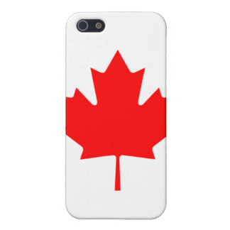 canada flag Speck Case Case For The iPhone 5