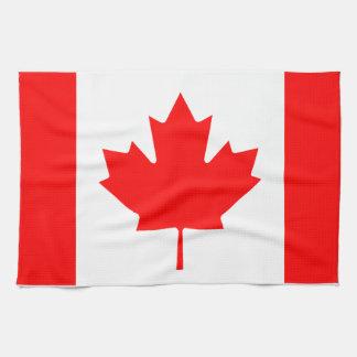 Canada Flag Tea Towel