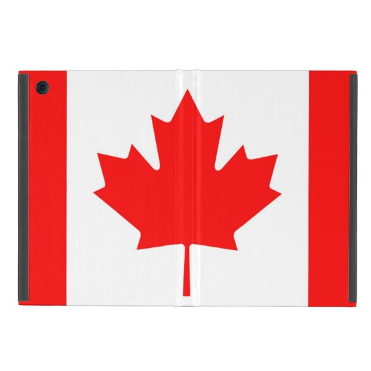 Canada Flag The Canadian Flag Case For iPad
