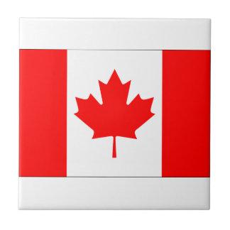Canada Flag Tile