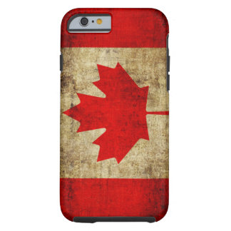 Canada Flag Tough iPhone 6 Case