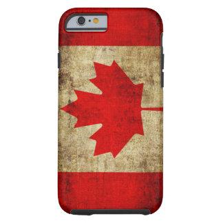 Canada Flag Tough iPhone 6 Case