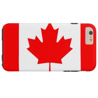 Canada flag tough iPhone 6 plus case
