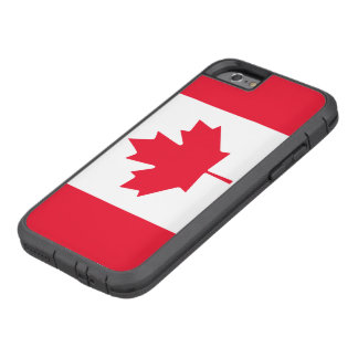 Canada Flag Tough Xtreme iPhone 6 Case