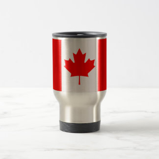 Canada Flag Travel Mug