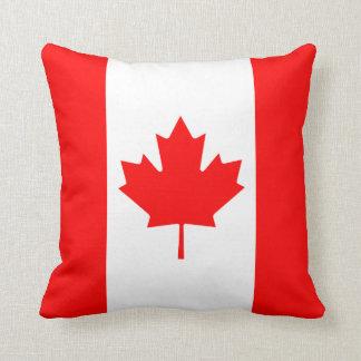 Canada Flag x Flag Pillow