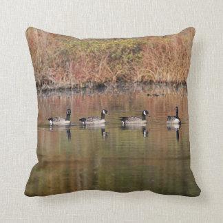Canada Geese Cushion