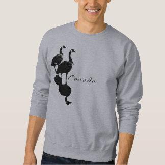 Canada Geese Sweatshirt Canadian Sweatshirts