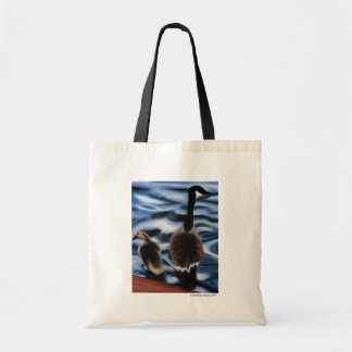 Canada Geese Budget Tote Bag