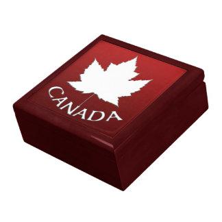 Canada Gift Box Canada Souvenir Jewelry Box