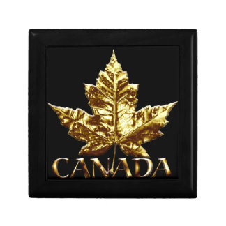 Canada Gift Box Gold Medal Canada Jewelry Boxes