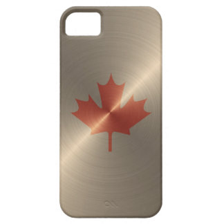 Canada Gold Maple Leaf Barely There iPhone 5 Case