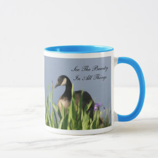 Canada Goose Beauty Inspirational Mug