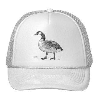 Canada Goose Bird Art Mesh Hat