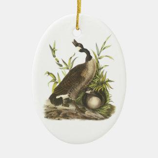 Canada Goose by Audubon Christmas Ornament