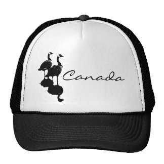 Canada Goose Caps & Canada Goose Souvenirs Mesh Hat