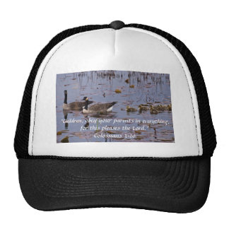 Canada Goose Family Hat