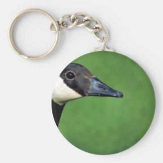 Canada goose key ring
