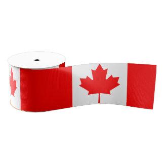 Canada Grosgrain Ribbon