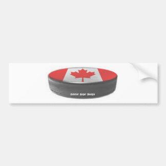 Canada Hockey Bumper Sticker
