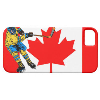 CANADA HOCKEY iPhone 5 CASES