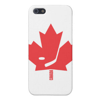 Canada Hockey Maple Leaf Case For The iPhone 5