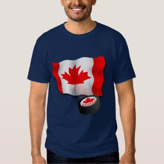 Canada Hockey Tees