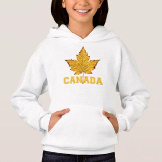 Canada Hoodie Souvenir Unisex Kid's Canada Shirt