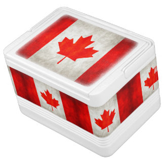 Canada Igloo Cooler