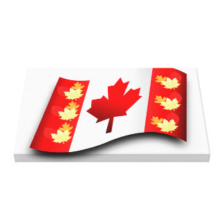 Canada image for Premium Wrapped Canvas