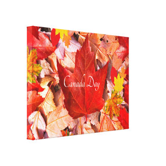Canada image for wrapped-canvas canvas print
