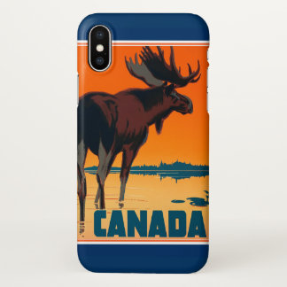 Canada iPhone X Case
