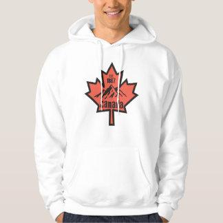 Canada Leaf Hoodie