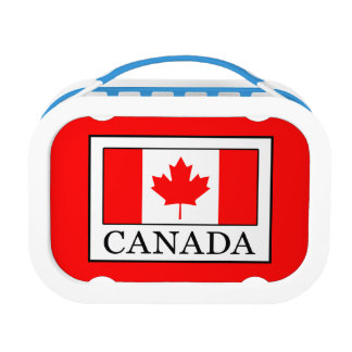 Canada Lunch Box